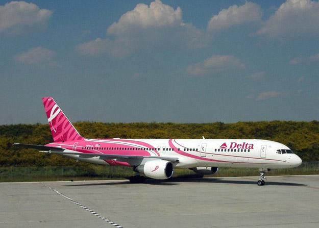Delta Air Lines Contra El Cncer De Mama Marketing Con Causa  LuisMARAM