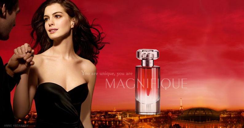 publicidad para perfumes