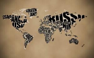 typographic-world
