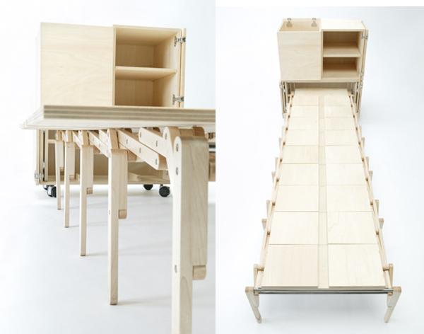 Dise o de interiores para espacios peque os caso link for Diseno de espacios pequenos