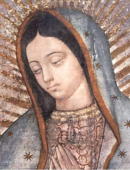 La imagen de la Virgen de Guadalupe: un caso inexplicable