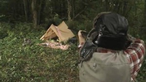 a-hunter-shoots-a-bear