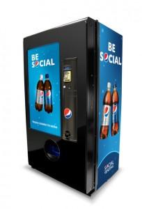 Pepsi-Social-Vending-Machine