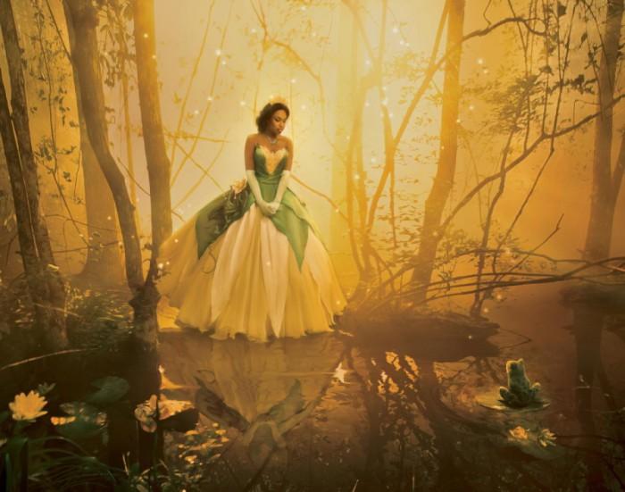 Leibovitz para Disney