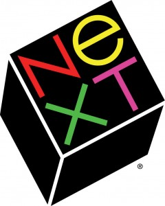 logo Next Paul Rand