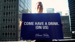 campaña vodka