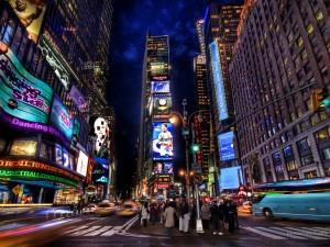 Publicidad de Nueva York