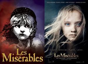 Poster de los Miserables
