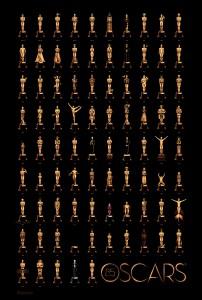 Poster de los Oscares