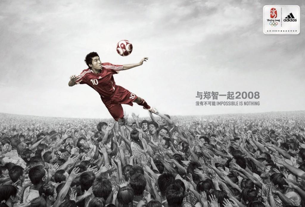 20 brillantes anuncios relacionados al fútbol