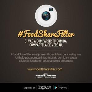 Comparte tu comida