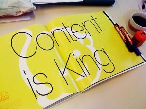 Caracteristicas del contenido