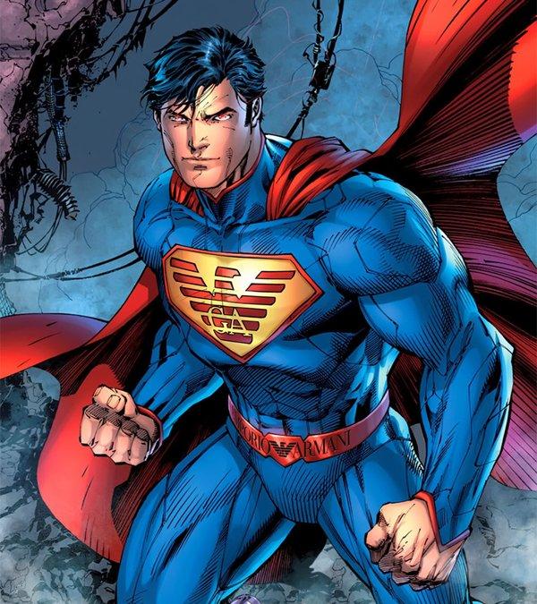 Superheroes con marcas 7