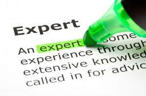 Como ser un experto