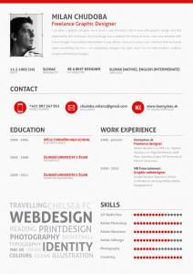 Curriculum de diseñador