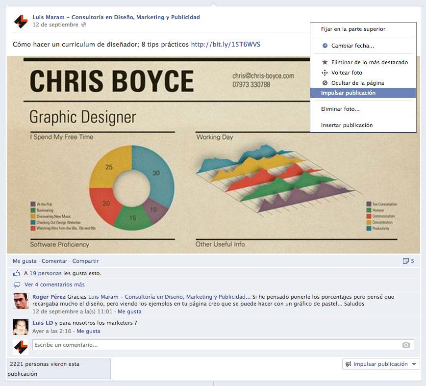 Anuncios o Publicaciones Promocionadas ¿Qué funciona mejor en Facebook?