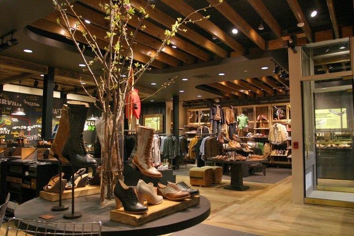 Tienda de Timberland