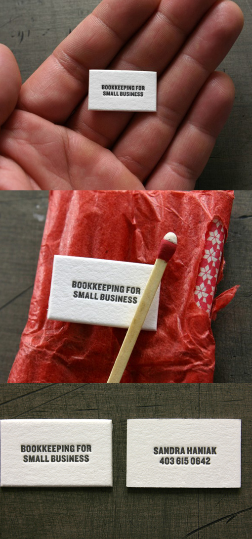Smallest-Business-Card