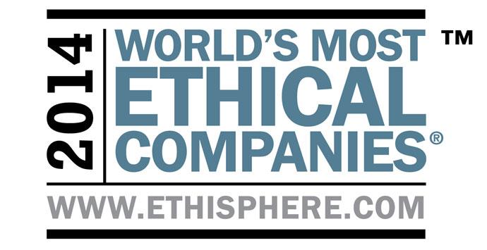 Las Compañías más Éticas del Mundo 2014