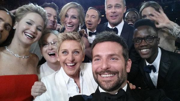 Por qué ninguna selfie supera a la de Ellen DeGeneres