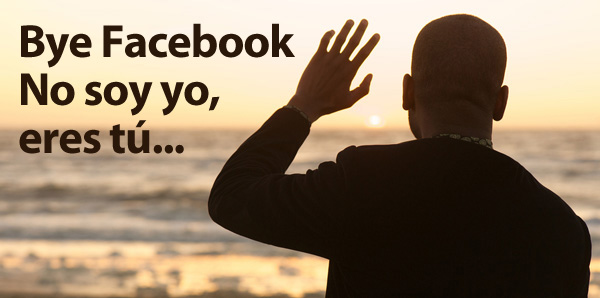 ¿Debo abandonar Facebook?