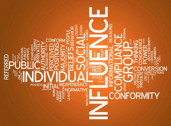 Que es la influencia en redes sociales