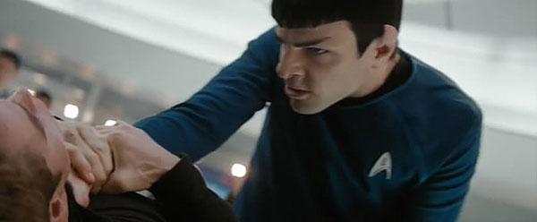 Spock y Kirk