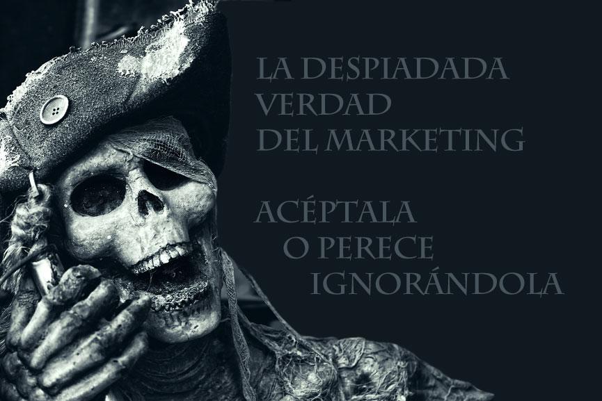La verdad sobre el marketing
