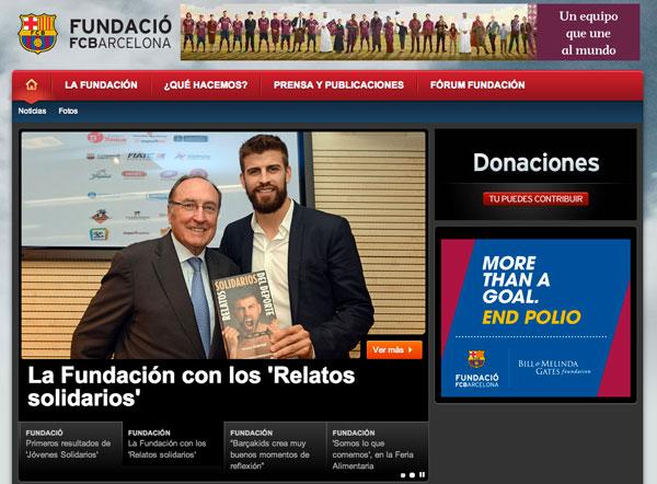 Blog de la Fundación del FC Barcelona