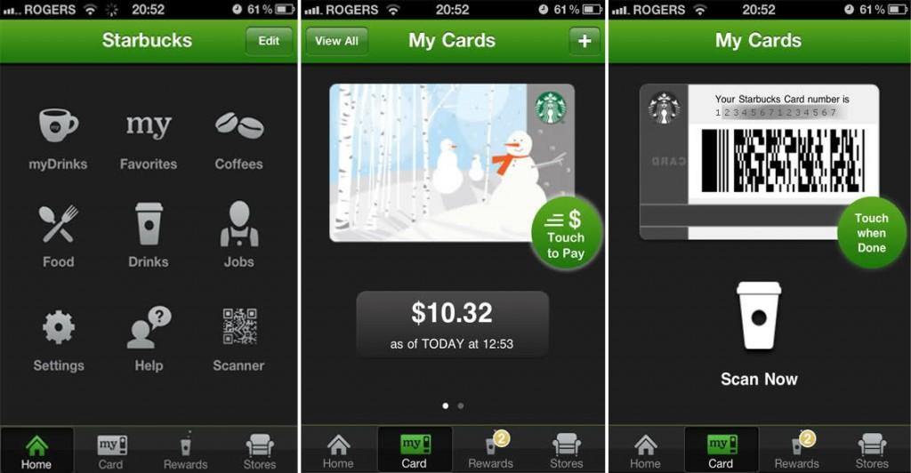 En Starbucks ya podrás pagar con tu smartphone