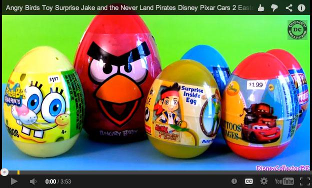 YouTuber anónima gana millones con videos caseros de juguetes