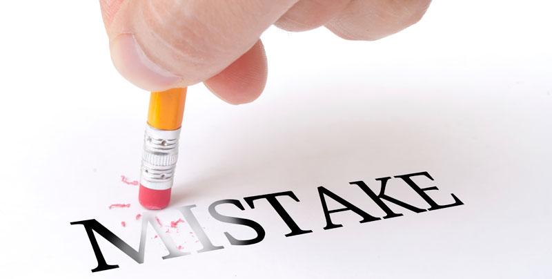 10 errores de SEO que pueden herir a tu marketing de contenidos