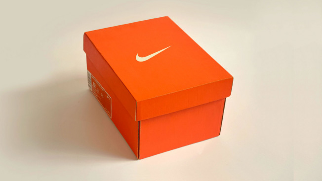 Packaging Of Nike Shoes
