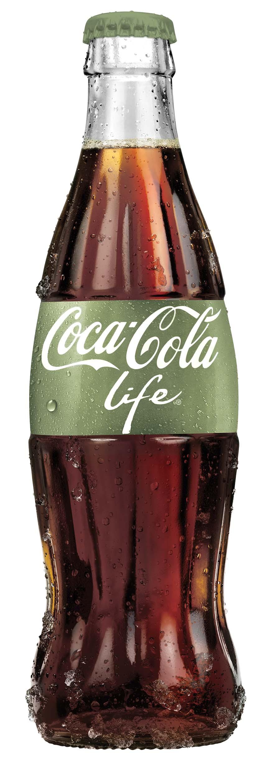 Was Ist Coca Cola Life