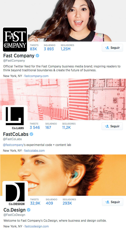 Fast Company Biografía