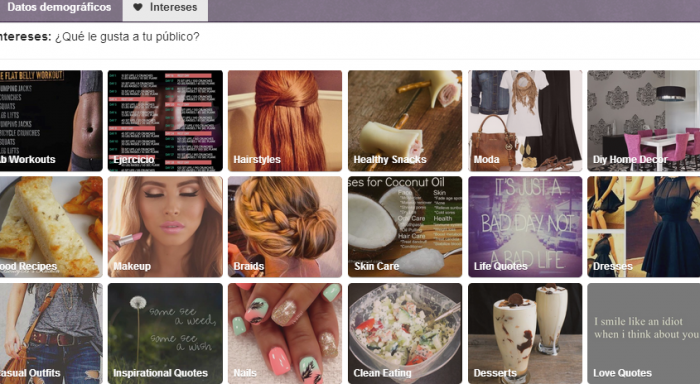 Conoce los nuevos Pinterest Analytics