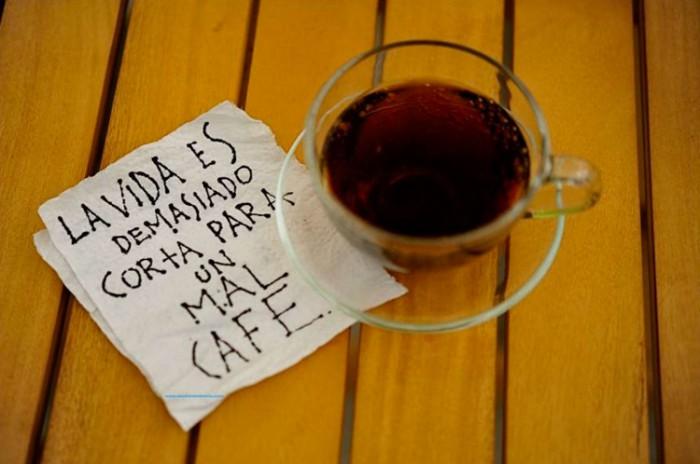 Marketing para el café.