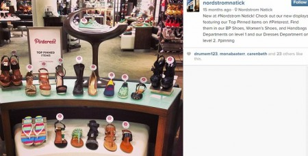 Nordstrom Instagram