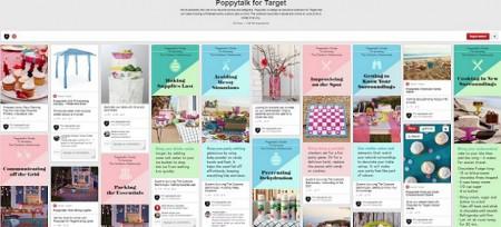 PoppyTalk for Target