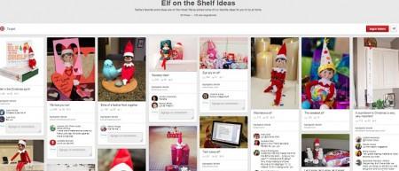 The Elf on the Shelf Board