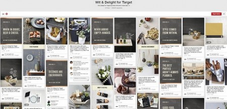 Wit&Delight for Target