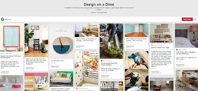 design on a dime luismaram. Black Bedroom Furniture Sets. Home Design Ideas