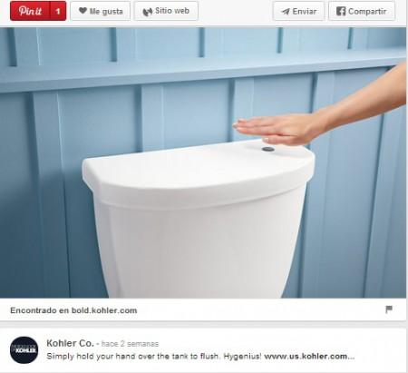 Kohler Co baño
