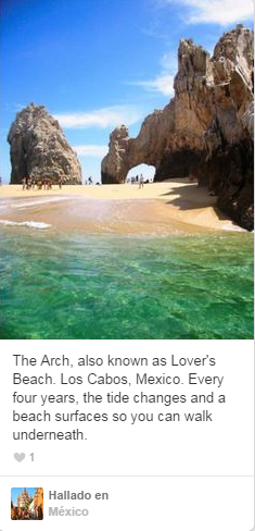 Pinterest Intereses Mexico Cabo