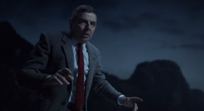 Mr Bean Kung Fu, tremendo spot para Snickers