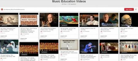 Music-Education-Videos