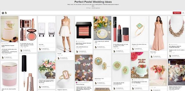 Perfect Pastel Wedding Ideas