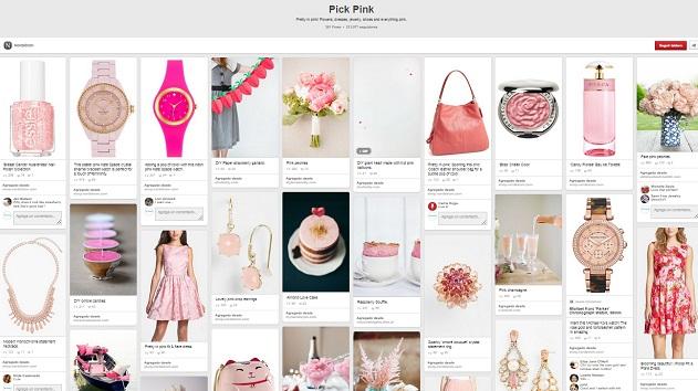 Pick Pink