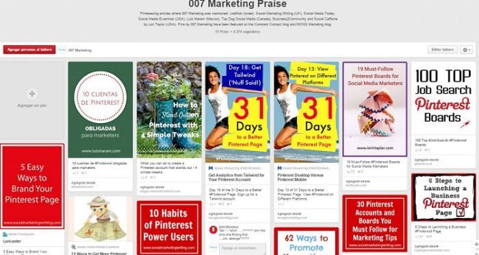 El ABC para optimizar tu cuenta de Pinterest
