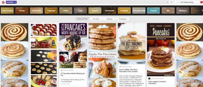 Cómo pueden las marcas aprovechar la búsqueda guiada en Pinterest